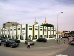 Street scene in Nouakchott