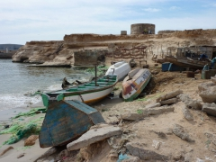 Another view of the Nouadhibou waterfront