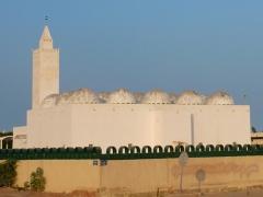 View of a Nouakchott mosque