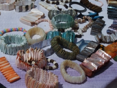 Sea shell jewelry for sale