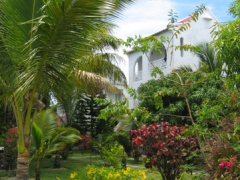Garden accommodations at Ocean Villa, Grand Baie