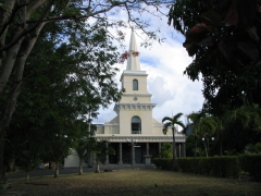 St James Cathedral; Port Louis