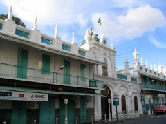 Jummah Mosque, Port Louis