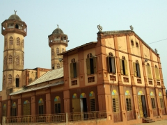 Ouidah's main mosque