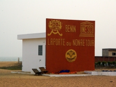"The ""Door of No Return"" has earned UNESCO world heritage status and is a highlight of any Ouidah visit"