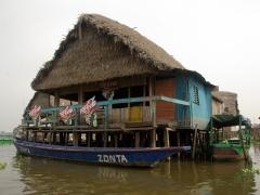 Coca Cola has infiltrated Ganvie village!
