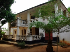 Portugese Fort/Museum Sao Joao Batista; Ouidah