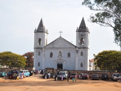 Huambo Church