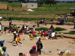 Negola market scene