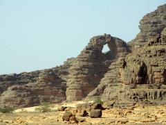Tikobawhen arch