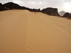 Perfect sand dunes; Tikobawhen