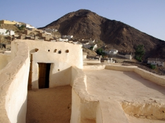 The old Ksar El Mihane is absolutely worth a wander about; Djanet