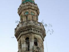 Minaret of Djemaa Ketchoua Mosque; Algiers