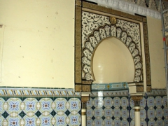 Niche of the Imam; Djemaa Ketchoua Mosque; Algiers