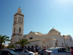 Djamaa El-Djedid Mosque (AKA Mosque of the Fishermen); Algiers