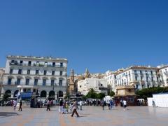 Place Des Martyrs; Algiers