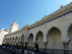 Djemaa El-Kebir Mosque; Algiers
