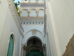 Mosque Sidi Abderrahmane; Algiers