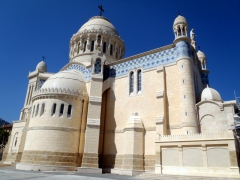 Notre Dame de Afrique; Algiers