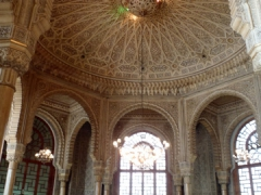 The world's most beautiful Post Office; Grande Poste; Algiers