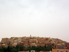 View of Melika from the rooftop of Hotel Le Rym