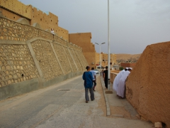 Walking the outskirts of Melika