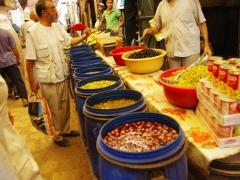Olives for sale; Ghardaia