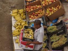 Fruit seller of El Oued