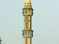 Minaret in El Oued