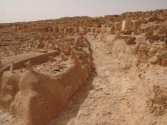 Ghardaia's cemetery