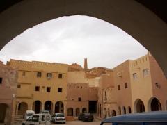 View of El Atteuf's minaret
