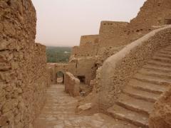 View of El Golea's ksar