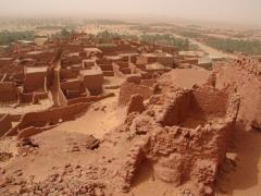 Ruins of Ighzer Ksar