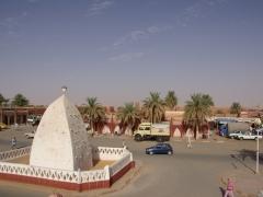 Marabout (shrine to a saint) in Timimoun