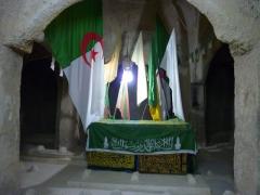 Shrine at the Guemar zaioua complex