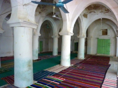 Another view of the zaioua's mosque; Guemar