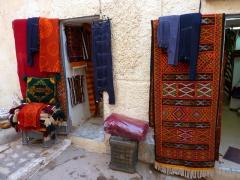 The only souvenir shop in Beni Isguen