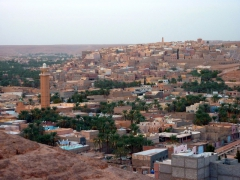 The M'zab Valley earned UNESCO world heritage status in 1982. It is a highlight of any visit to Algeria
