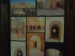 Ghardaia tourism poster