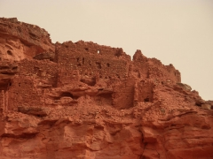 Tindjillet is an old ksar approximately 20 km from Timimoun