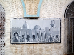 We enjoyed wandering around El Oued and checking out its wall murals