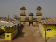 Ghanaian mosque