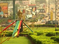 Kumasi roundabout