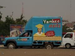 Crunchy Yankee Nuts; Kumasi