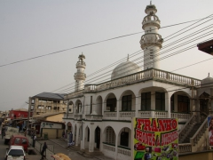 Cape Coast mosque