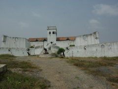View of Fort St Jago