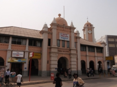 Main post office in Accra