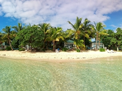Sea view of Bounty Island Resort