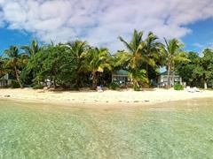 Sea view of Bounty Island Resort