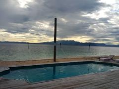 Freshwater pool; Bounty Island Resort